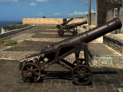 Explore Its Historic Forts    Saint Vincent and the Grenadines
