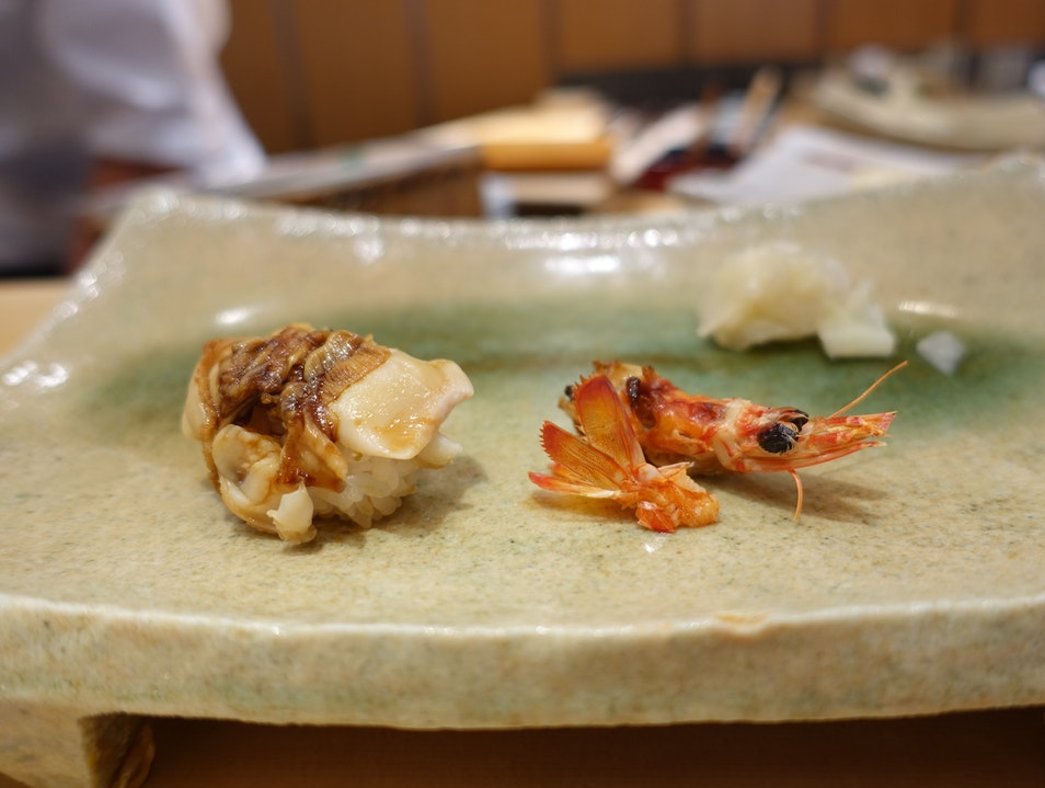 An exceptional and jovial sushi experience Tokyo  Japan