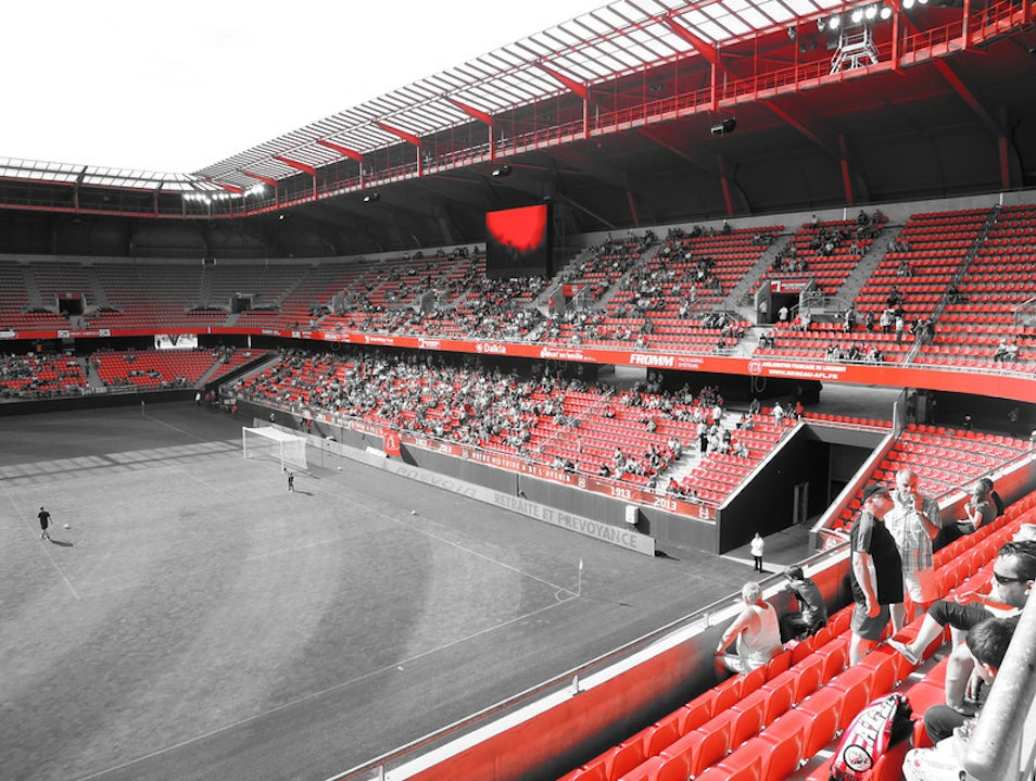 Home of Valenciennes FC Valenciennes  France