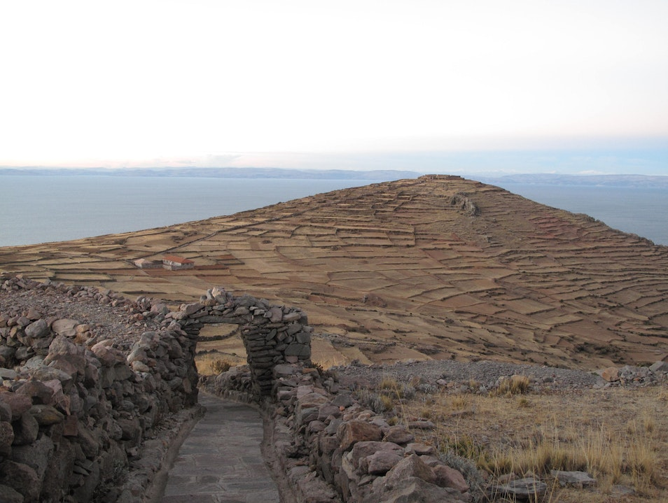The Terraces of Amantani