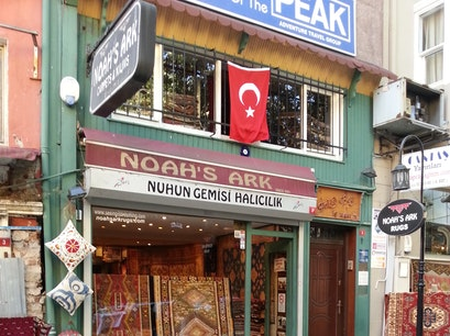 Noah's Ark Carpets and Kilims Istanbul  Turkey