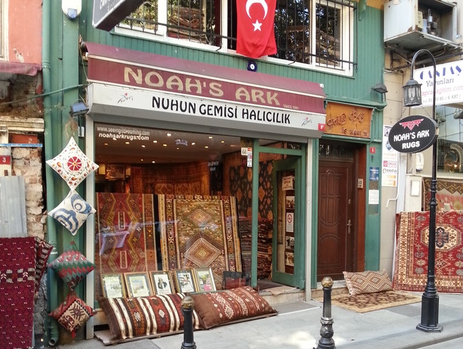 Here's how to find the perfect Turkish carpet in Istanbul