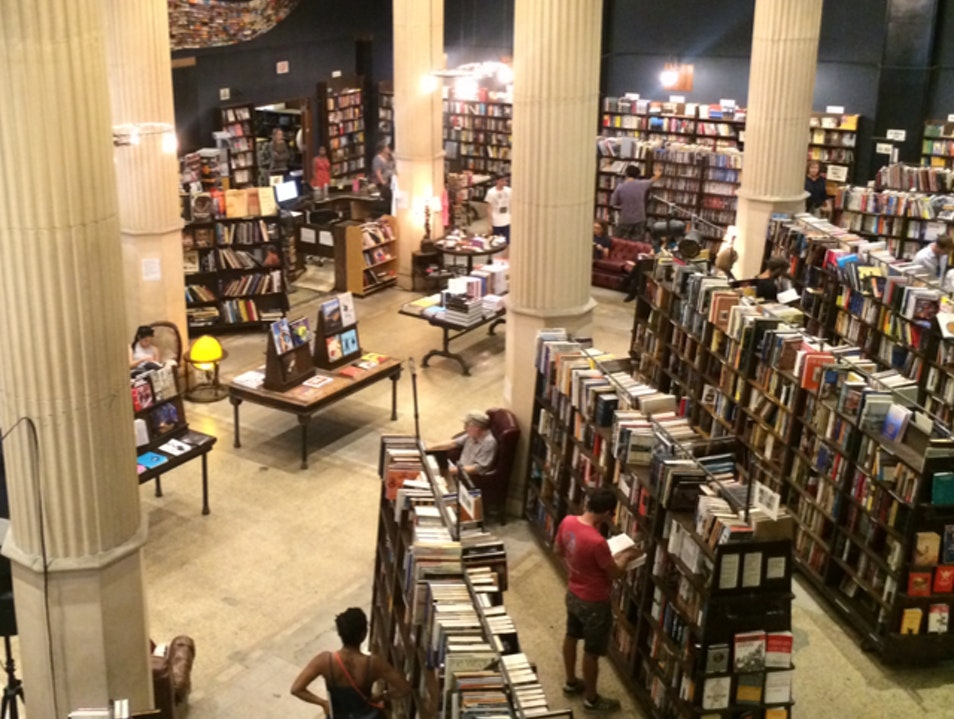 All Things Analog at DTLA's Last Bookstore