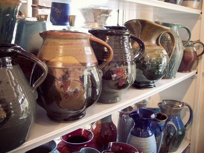 Creative and Functional Pottery