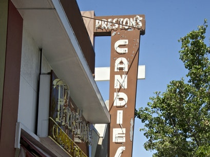 Preston's Candy and Ice Cream Burlingame California United States