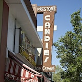 Preston's Candy and Ice Cream