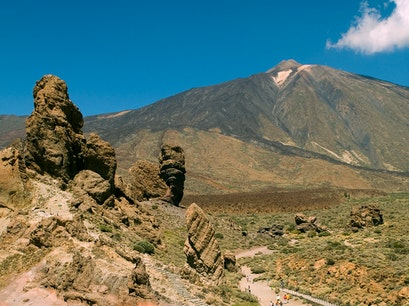 Teide National Park La Orotava  Spain