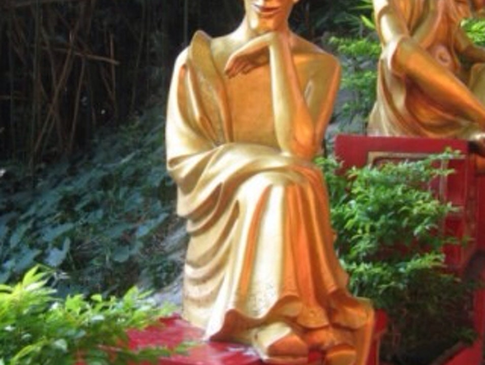 One In 10,000 Buddhas