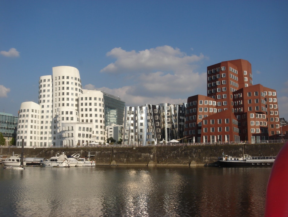 Stunning Structures Dusseldorf  Germany