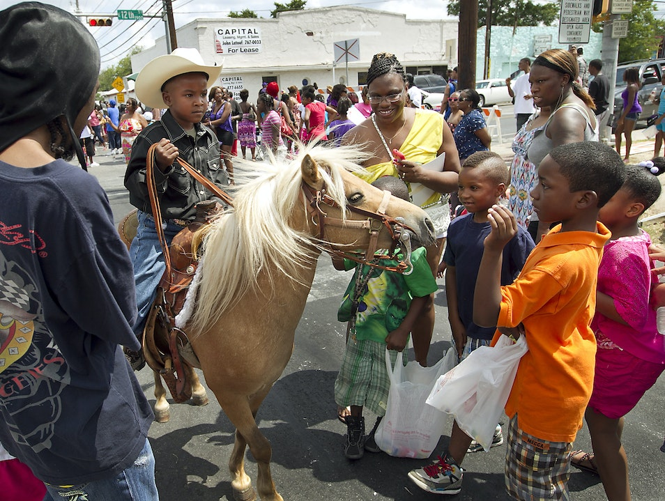 Juneteenth in Austin Austin Texas United States