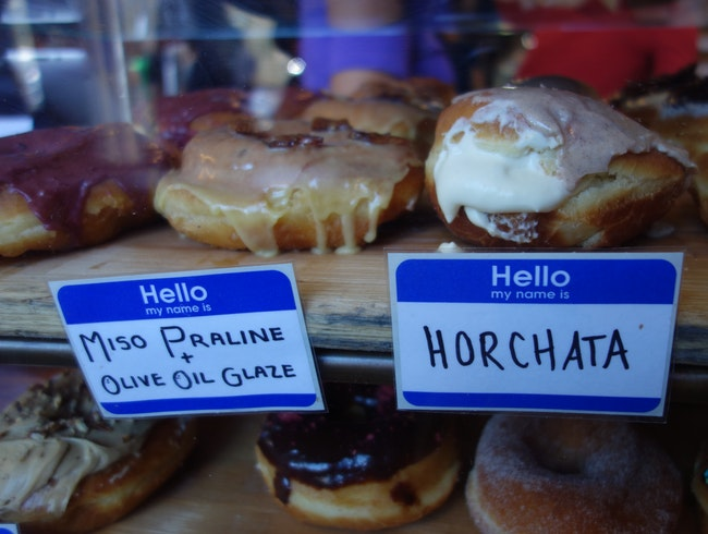 Donuts to die for, and much more