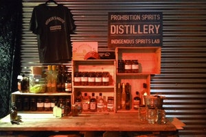 HelloCello & Prohibition Spirits