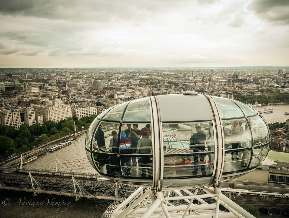 On Top of the World  London  United Kingdom