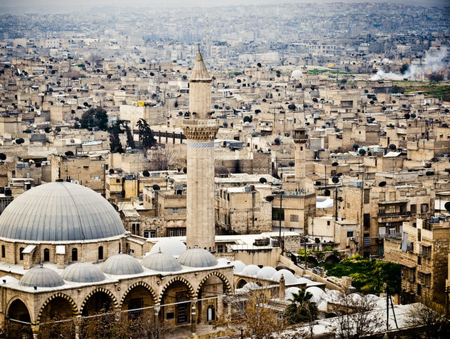 My Favorite City - Aleppo, Syria