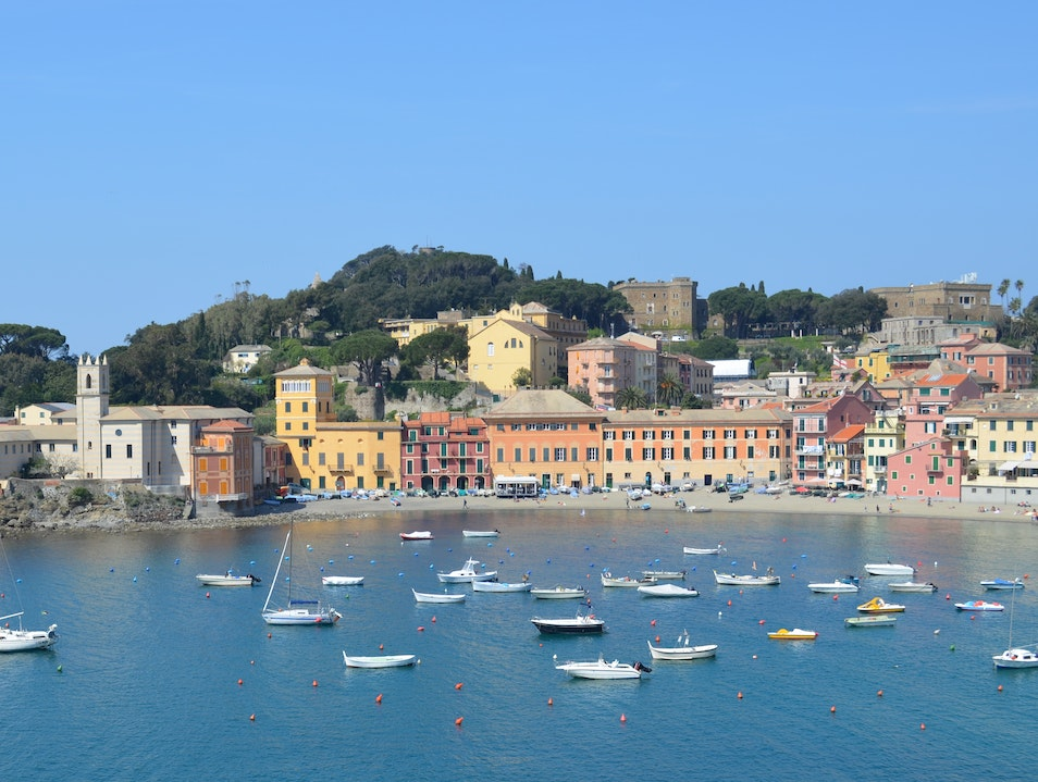 Bay of Silence Sestri Levante  Italy