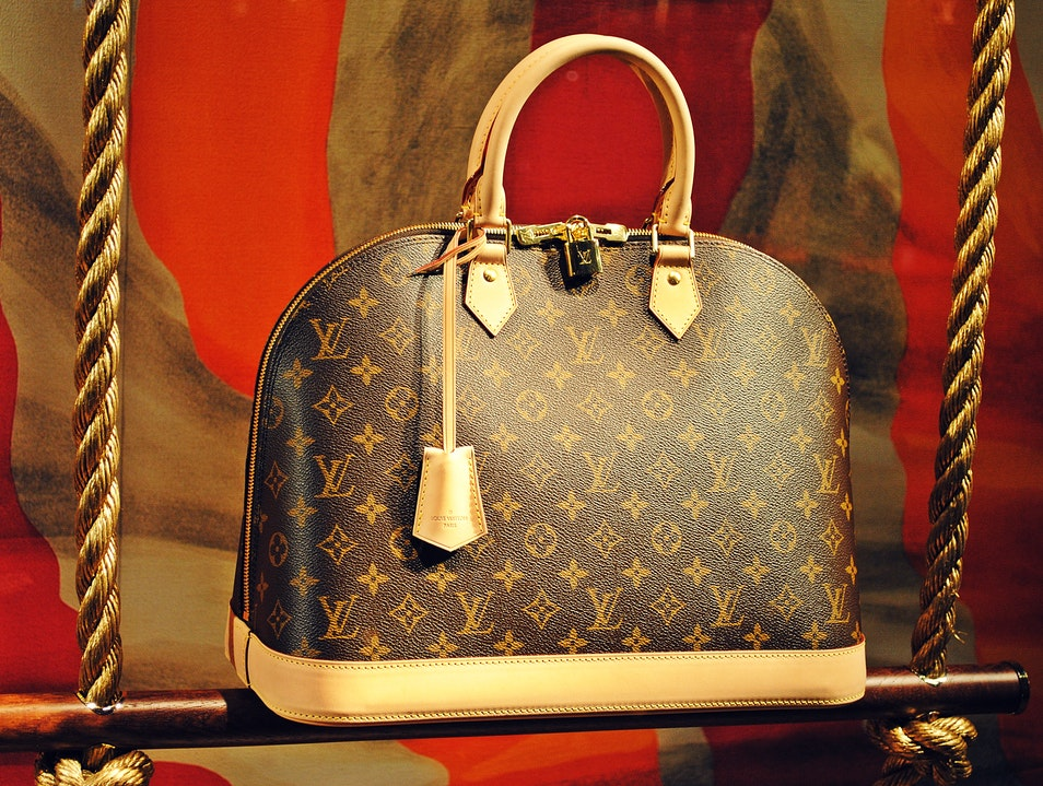 Luxury Shopping on the Magnificent Mile Chicago Illinois United States