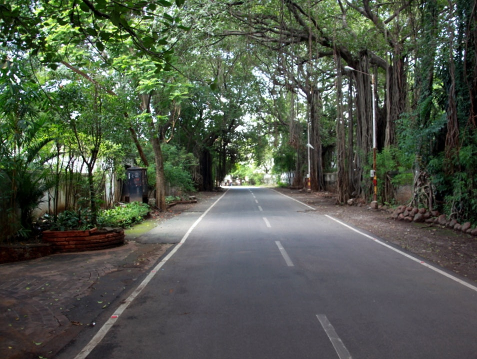 Get Lost in the Lanes of Koregaon Park Pune  India
