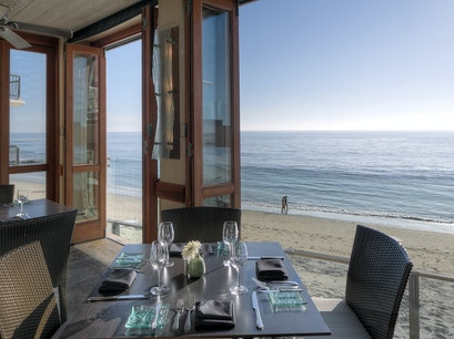 Surf & Sand Resort Laguna Beach California United States