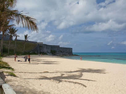 Fort St Catherine and Museum St.George's  Bermuda
