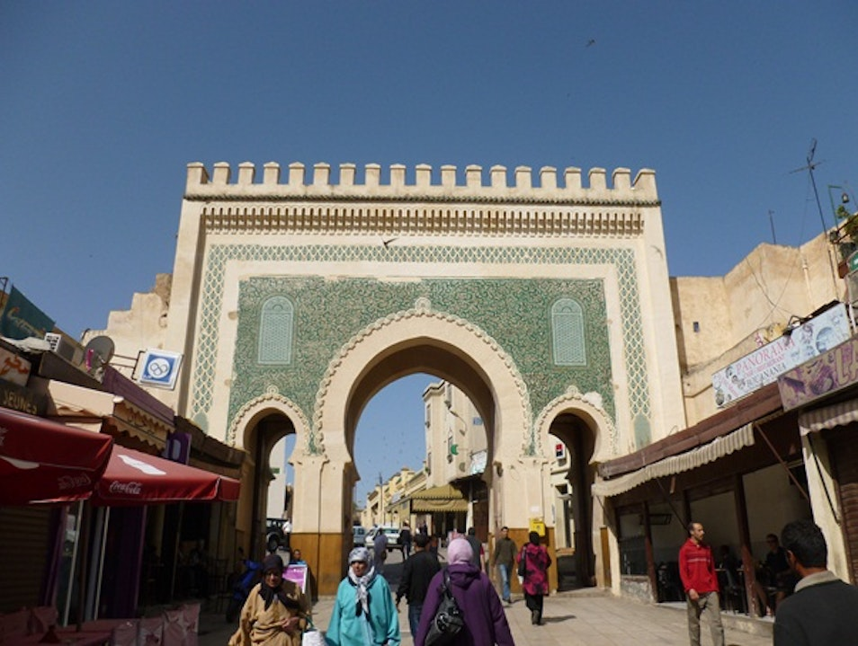 Tours from Fes Fes  Morocco