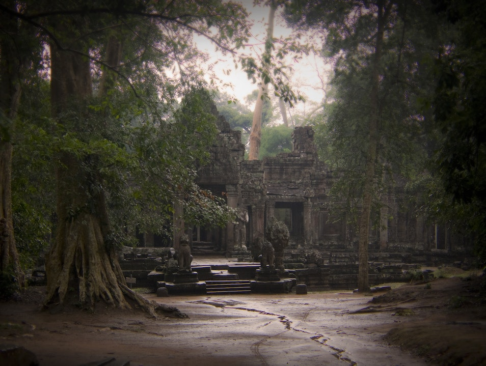 Another must visit temple in Angkor Wat Complex Siem Reap  Cambodia