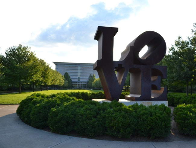 Outdoor Delights at the Indianapolis Museum of Art