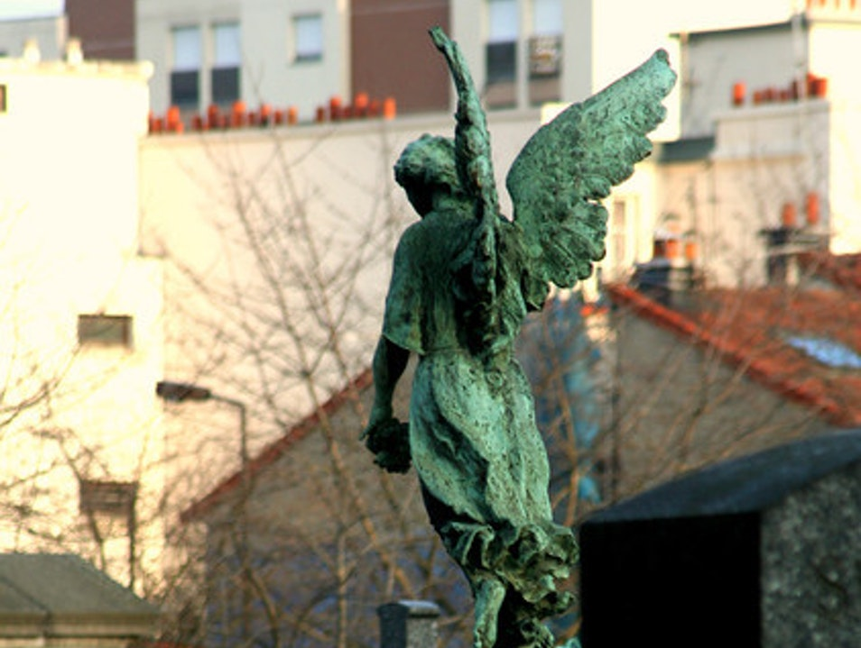 Guardian Angel Paris  France