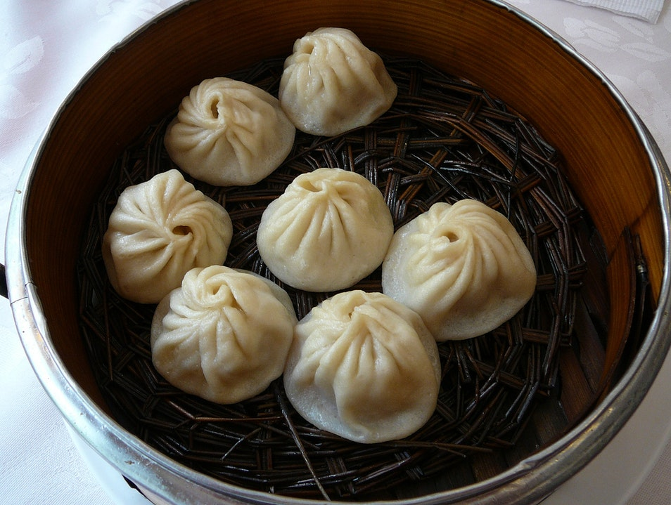 Affordable 24-hour Dimsum at Jindingxuan Beijing  China
