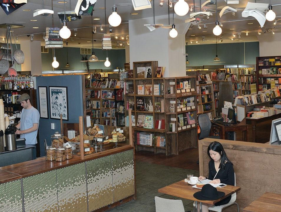 McNally Jackson Books, New York