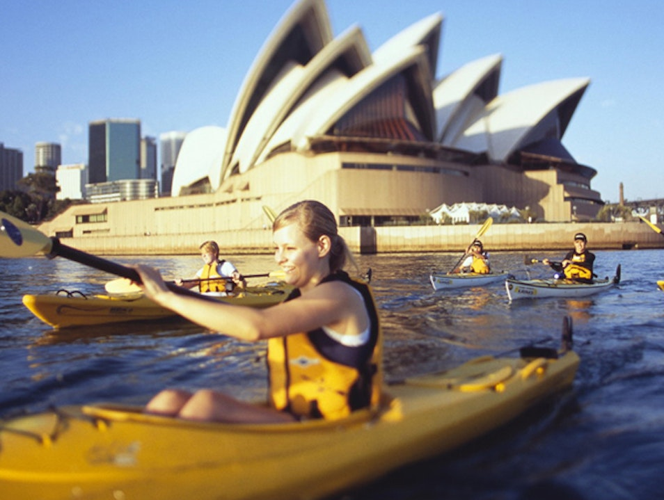 Navigate the Bustling Sydney Harbour