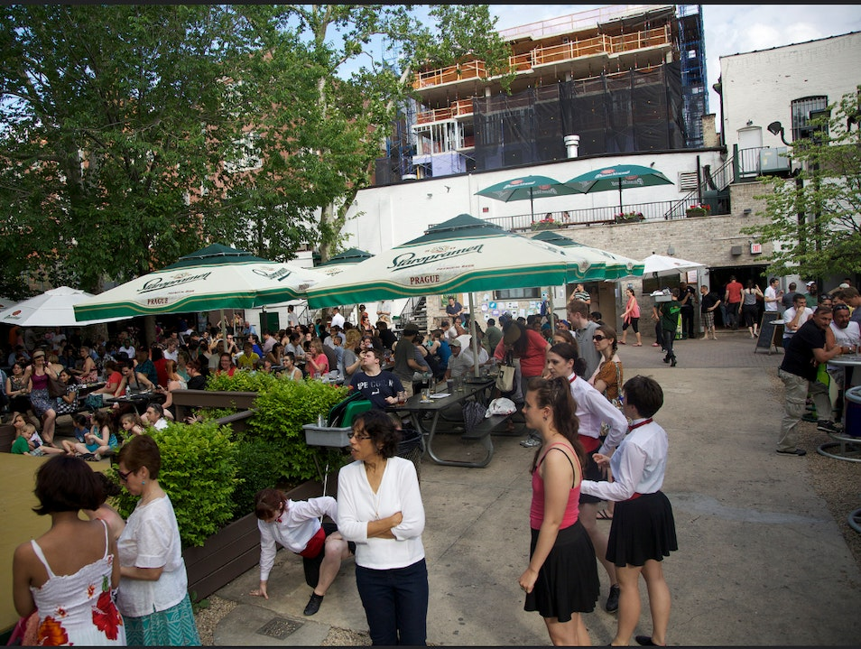 bohemian hall and beer garden new york new york united states - Bohemian Beer Garden