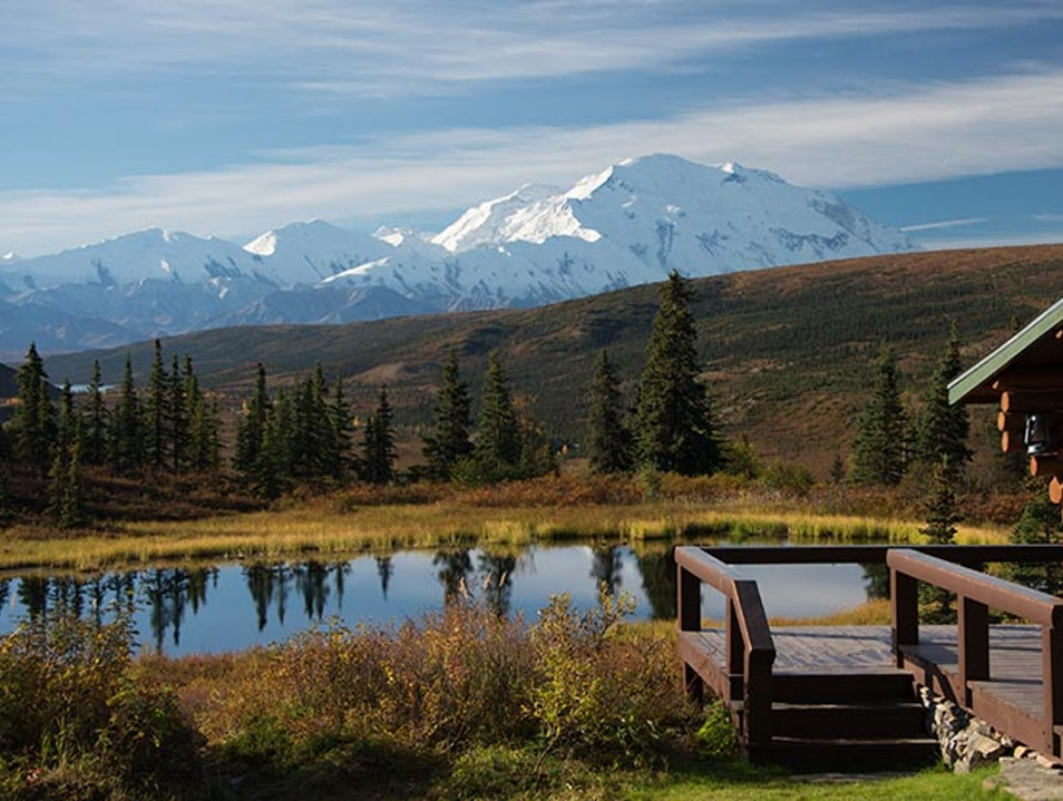 Camp Denali and North Face Lodge Healy Alaska United States