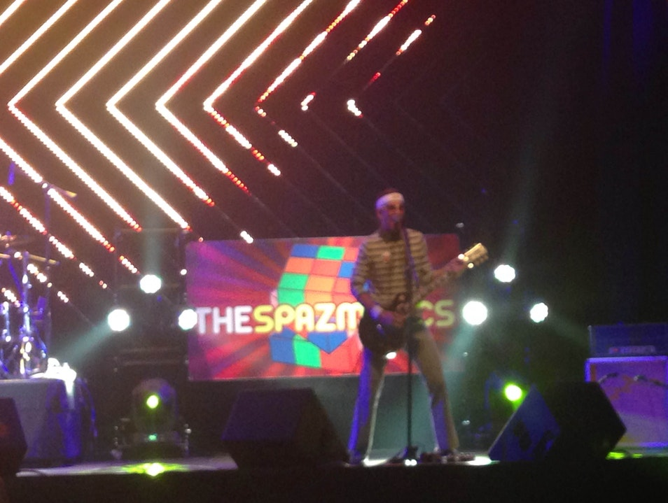 80s Hits from The Spazmatics