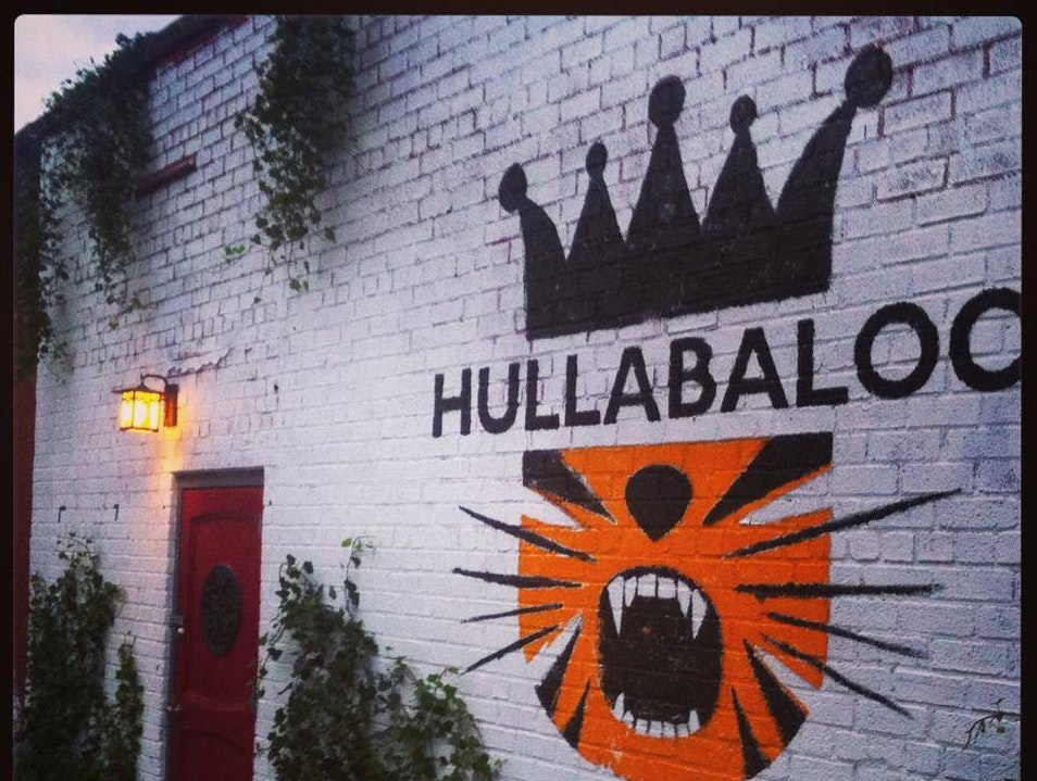 To Visit: Hullabaloo Books New York New York United States