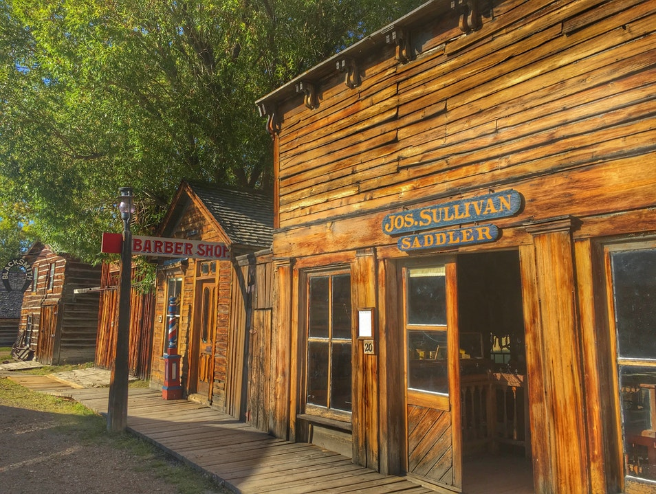 A trip through the ghost towns that tell Montana's storied past