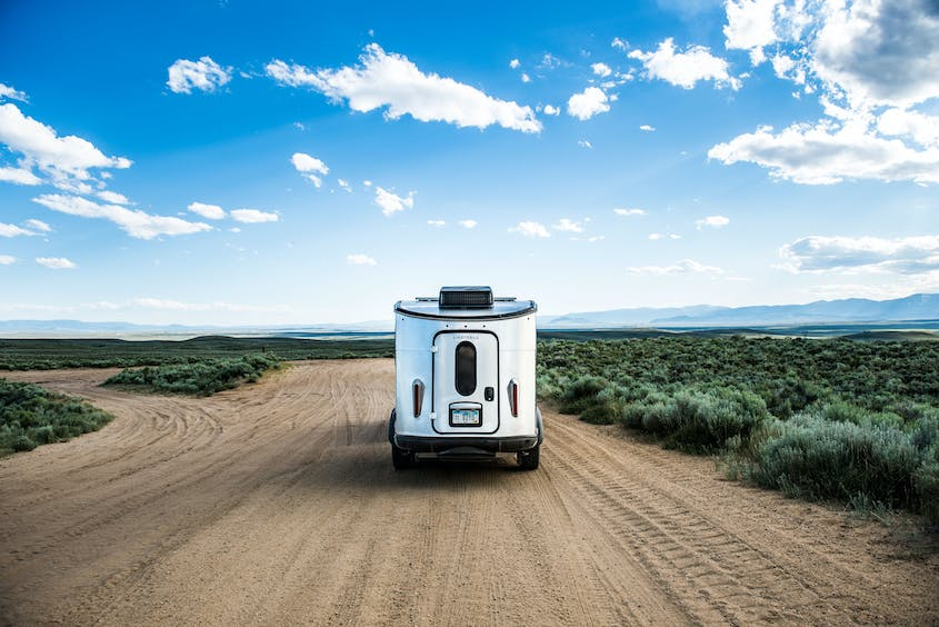 Sure you could drive your own car, but if you want more room and a flexible place to sleep, an RV or van is a great alternative.