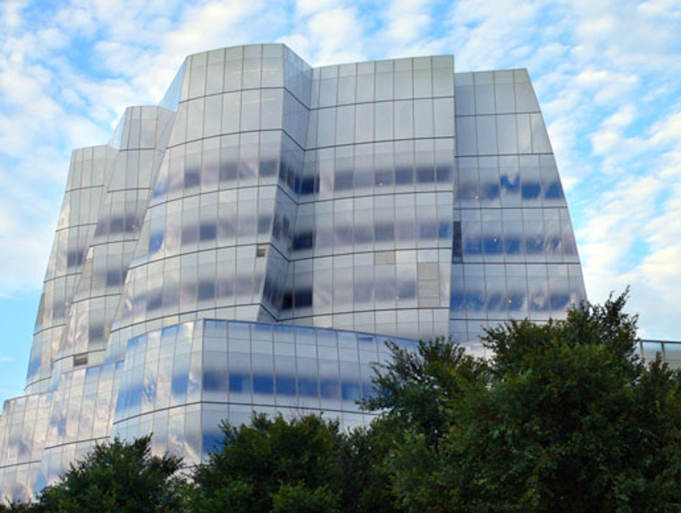 Frank Gehry IAC Building New York New York United States