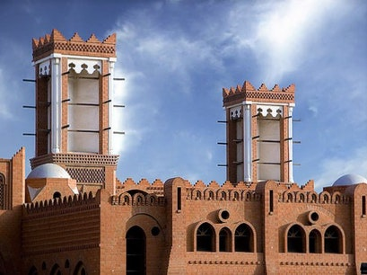 wind tower house Doha  Qatar
