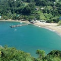Englishmans Bay Parlatuvier  Trinidad and Tobago