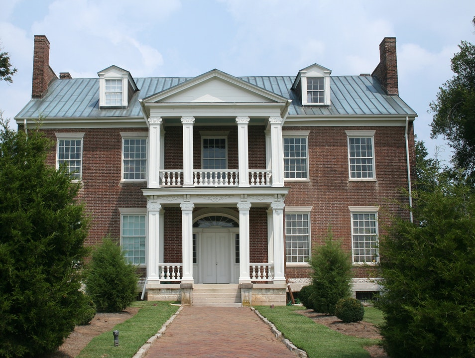 Andrew Jackson's Hermitage Nashville Tennessee United States