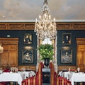 Restaurant at Saint James Hotel Paris  France