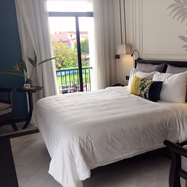 Maison Vy: a bargain boutique hotel in Hoi An