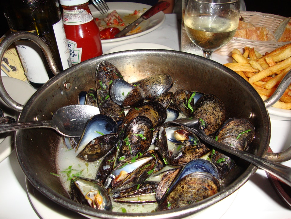 French Food in Midtown Manhattan