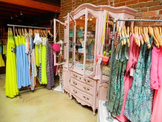 Shop Local Designers in the Gaslamp, San Diego