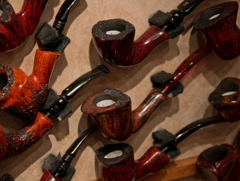 Danish Pipes and Tobacco