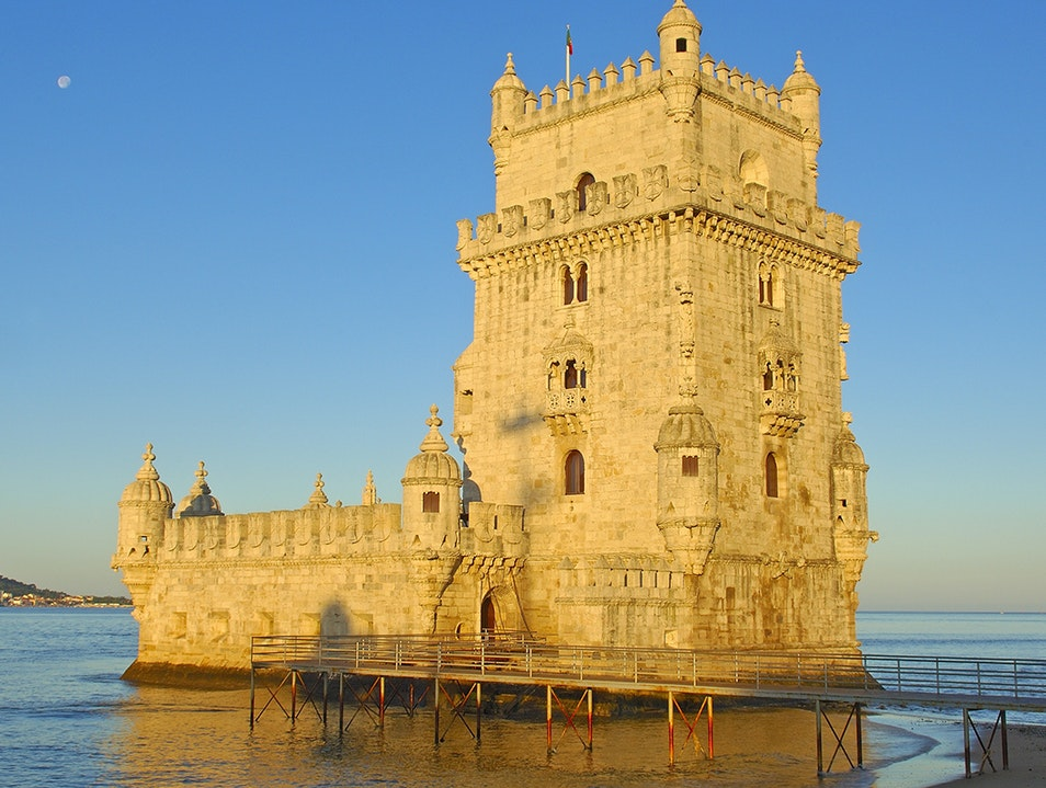 Belém Tower Lisboa  Portugal