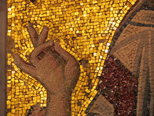 Go for the Gold at Chora Museum