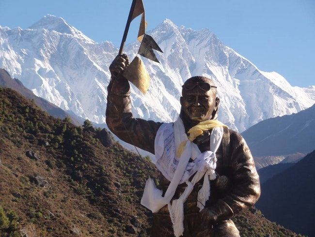 Safe to Everest base camp trek / Kalapathar Best  Package Trip to 2016