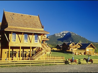 Echo Valley Ranch & Spa Clinton  Canada