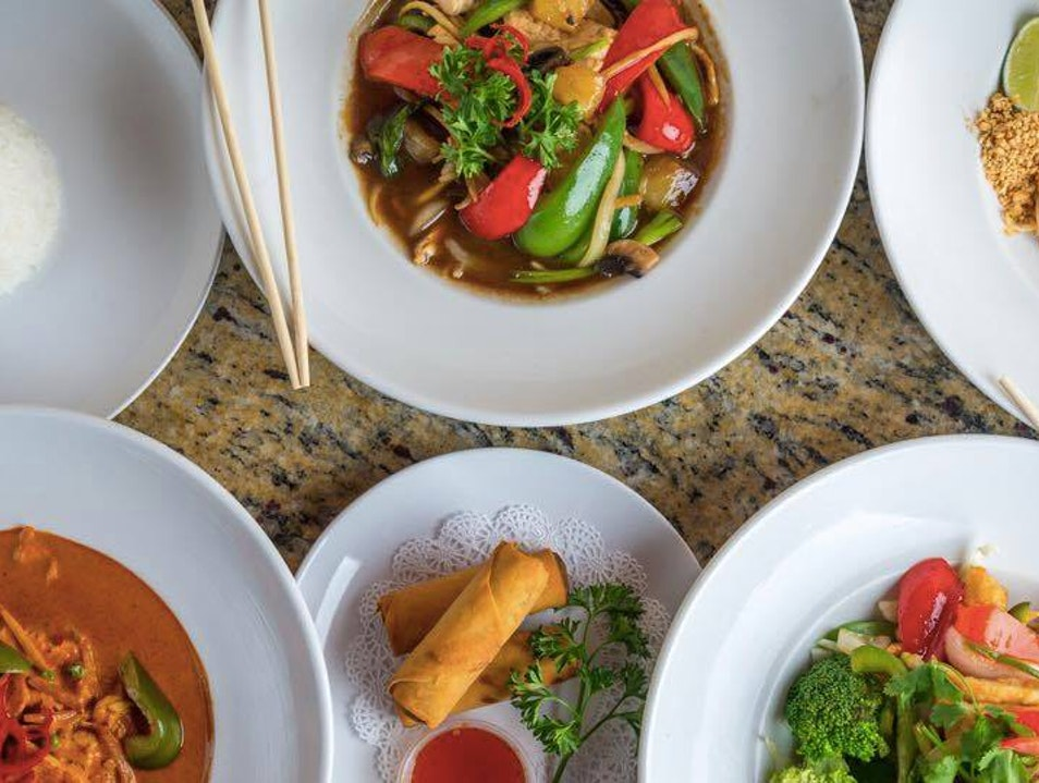 Asian Thai Kitchen Miami Florida United States